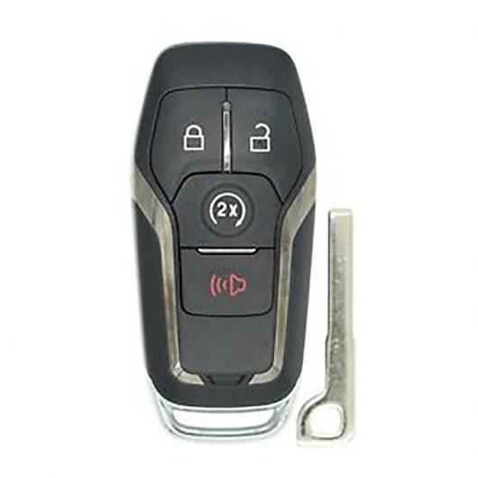 Ford F-150 (2015-2017), Smart Key, 4 кнопки, 902 MHz, Hitag Pro