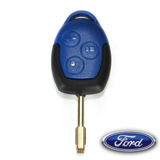 Ford Transit (2006-2014), 3 кнопки, 433 MHz, 4D63 - Texas Crypto