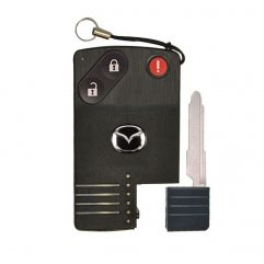 Mazda CX7, CX9 (2005-2009) - Smart Card, 2+1 кнопки, 315MHz