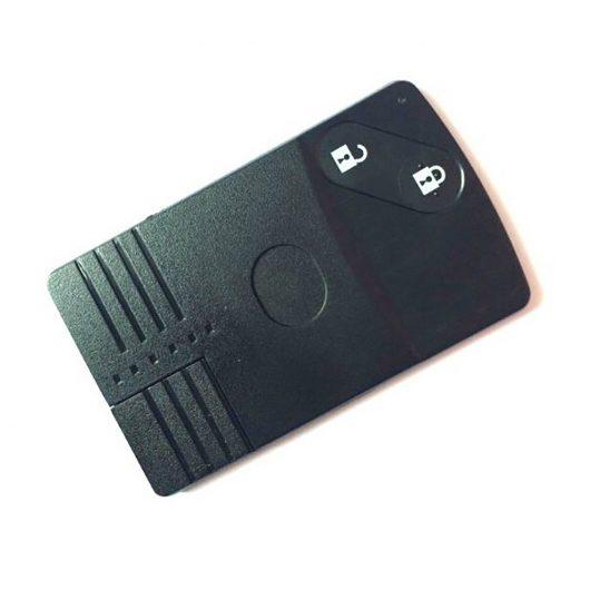 Mazda CX7, CX9 (2005-2009) - Smart Card, 2 кнопки, 433MHz