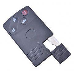 Mazda CX7, CX9 (2005-2009) - Smart Card, 3+1 кнопки, 315MHz