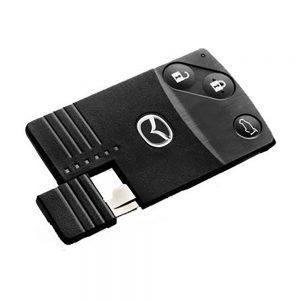 Mazda CX7, CX9 (2005-2009) - Smart Card, 3 кнопки, 434MHz