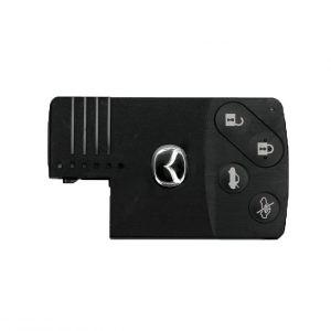 Mazda CX7, CX9 (2005-2009) - Smart Card, 4 кнопки, 434MHz