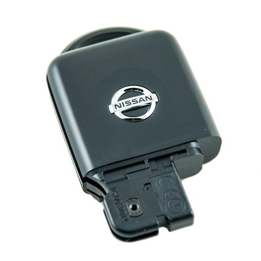 Nissan Micra, Note, Juke, Qashqai, Tiida (2002-2013), Smart Key, 2 кнопки, 433 MHz, 4D60 - Texas Crypto, 40bit