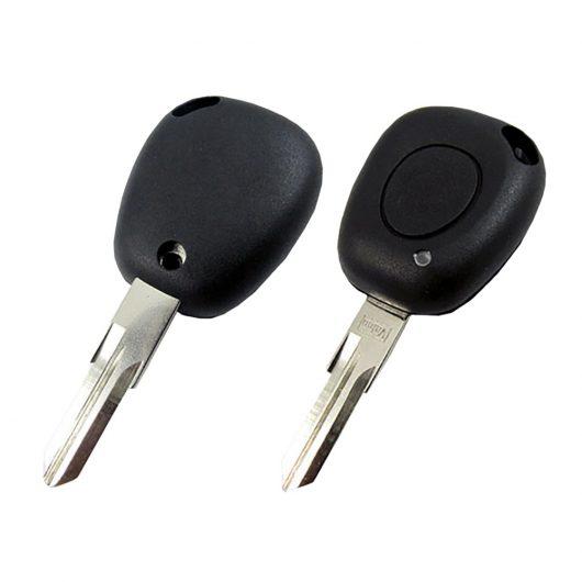 Ключ Renault Megane / Scenic (1998-2000) - 1 кнопка, 434MHz, 4E - ID64