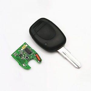 Ключ Renault Clio / Kangoo (2001-2008) - 1 кнопка, 434MHz, ID46 (PCF7946) - NE73, VAC102