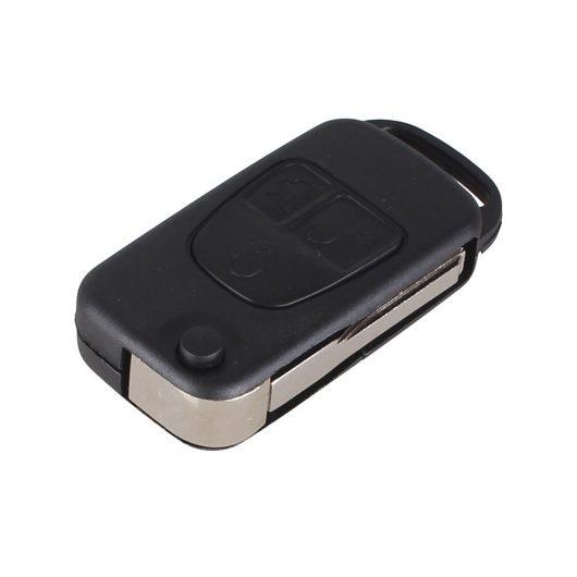 Mercedes ML (W163),1999-2005, 3 кнопки, 433 MHz, PCF7930/31/35