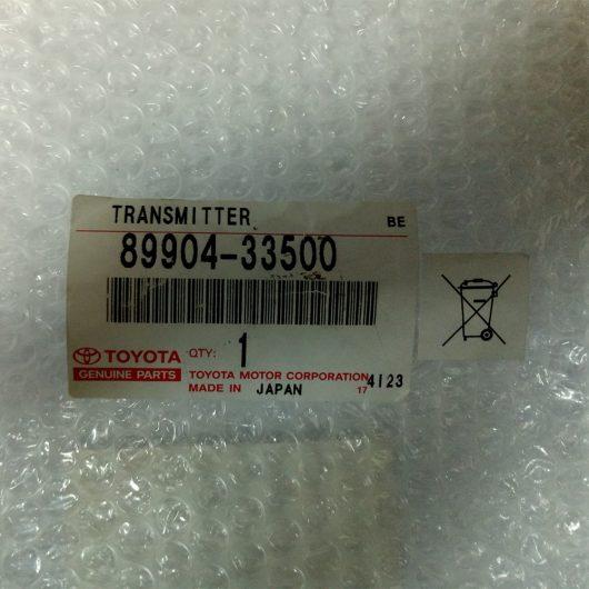 Toyota Camry 50, до 10.2014, BA2EQ, 3 кнопки, 433 MHz, H-chip, Pg1: 88