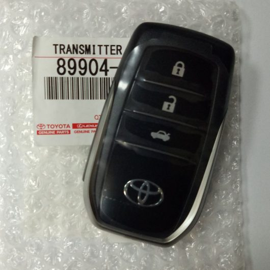 Toyota Camry, c 10.2014 - , BJ1EW, 3 кнопки, 433 MHz, H-chip, Pg1: 88