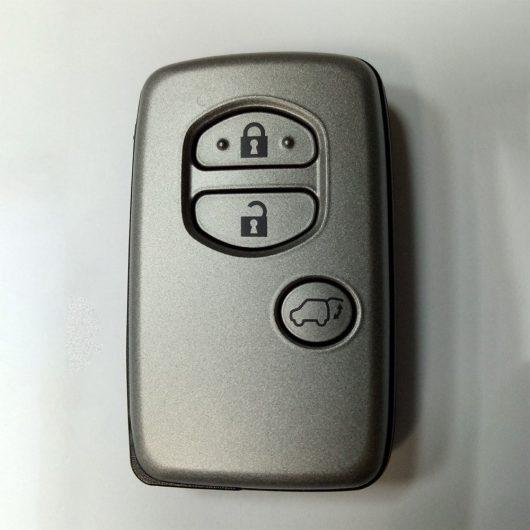 Toyota Land Cruiser (LC200), 2011-2015, B77EA, 3 кнопки, 433 MHz, P1: 98