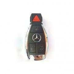 Mercedes (1999-2015) - электронный ключ для FBS3, 4 кнопки, USA 315 MHz