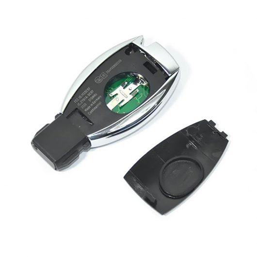 Mercedes (1999-2015) - электронный ключ для FBS3, 3 кнопки, 433 MHz