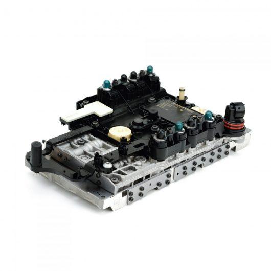 Сброс, программирование плат управления автоматической трансмиссией  Mercedes ETC 722.9