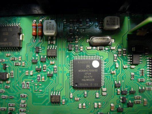 Ремонт, программирование блоков управления AAM, AAM2, EAM, FBM Mercedes ML 1997 - 2003 (W163)