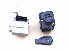 Диагностика и ремонт электронных замков зажигания, блокираторов руля, ключей Mercedes W210 (E-Class), W208 (CLK), W202 (C-Class)